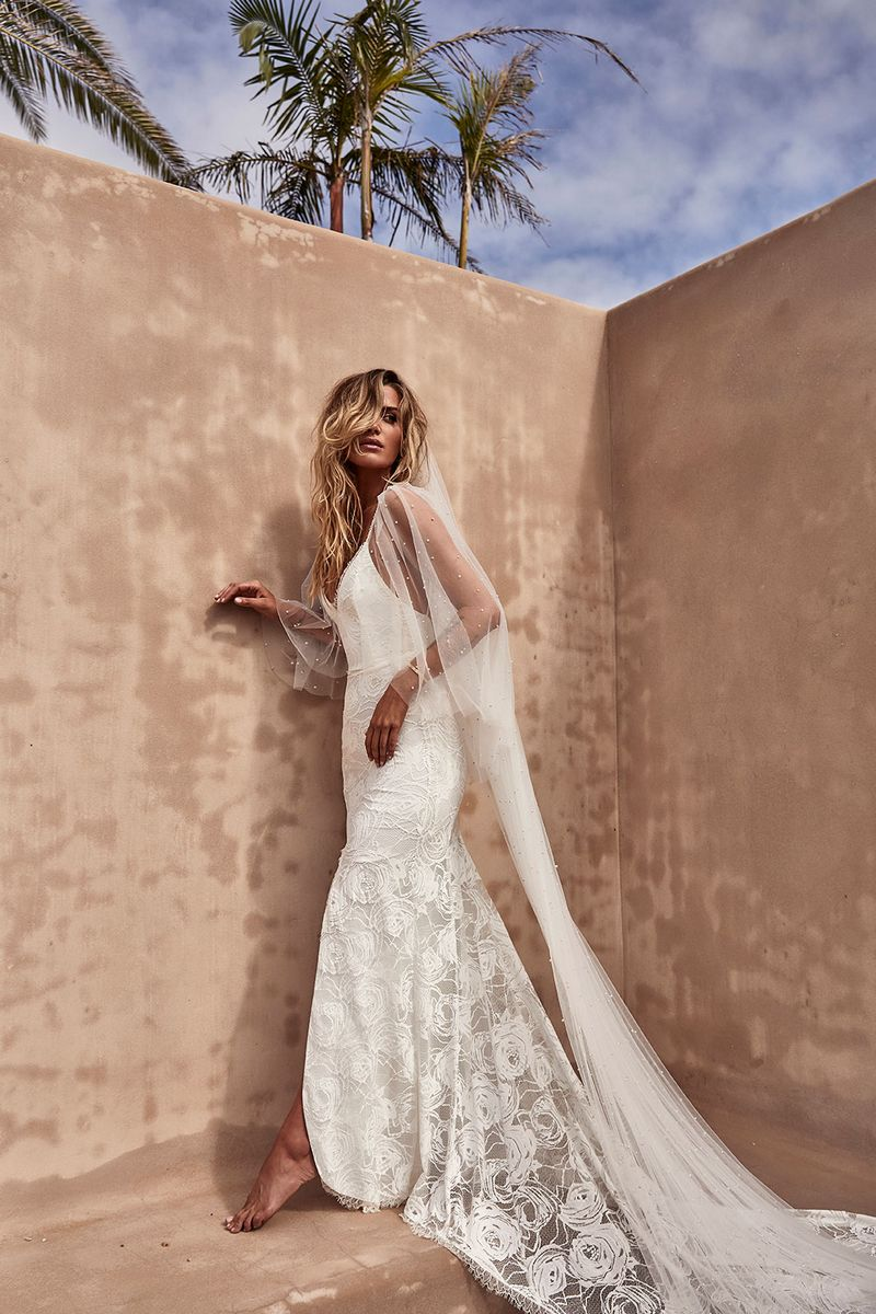Matti Wedding Dress from the Grace Loves Lace La Bamba 2019-2020 Bridal Collection