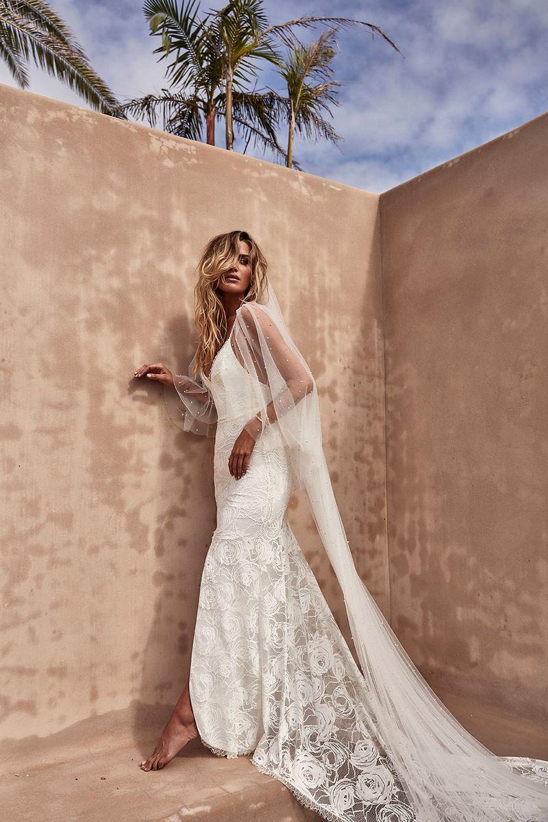 Matti Wedding Dress from the Grace Loves Lace La Bamba 2019-2020 Bridal Collection