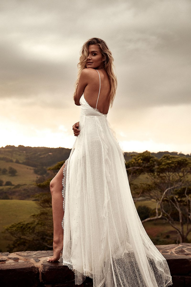 Song Wedding Dress from the Grace Loves Lace La Bamba 2019-2020 Bridal Collection