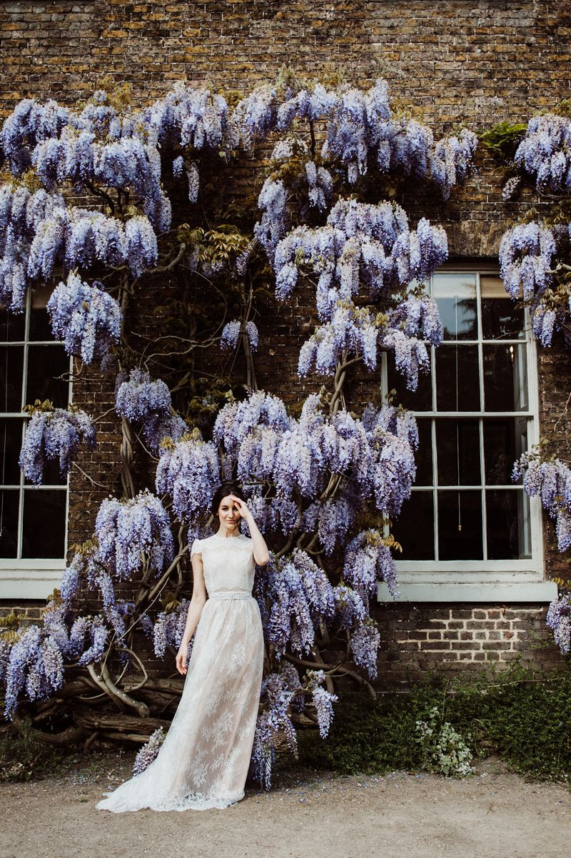 32 - Botanical Inspired Wedding Styling at Fulham Palace