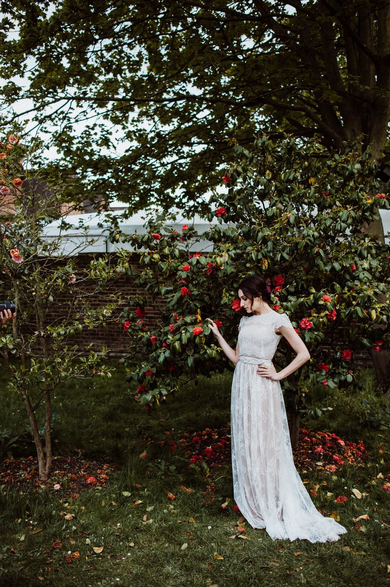 34 - Botanical Inspired Wedding Styling at Fulham Palace