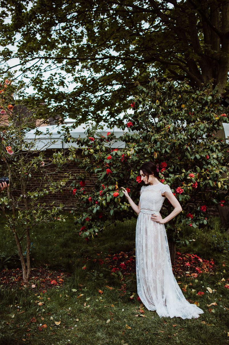 34 - Botanical Inspired Wedding Styling at Fulham Palace
