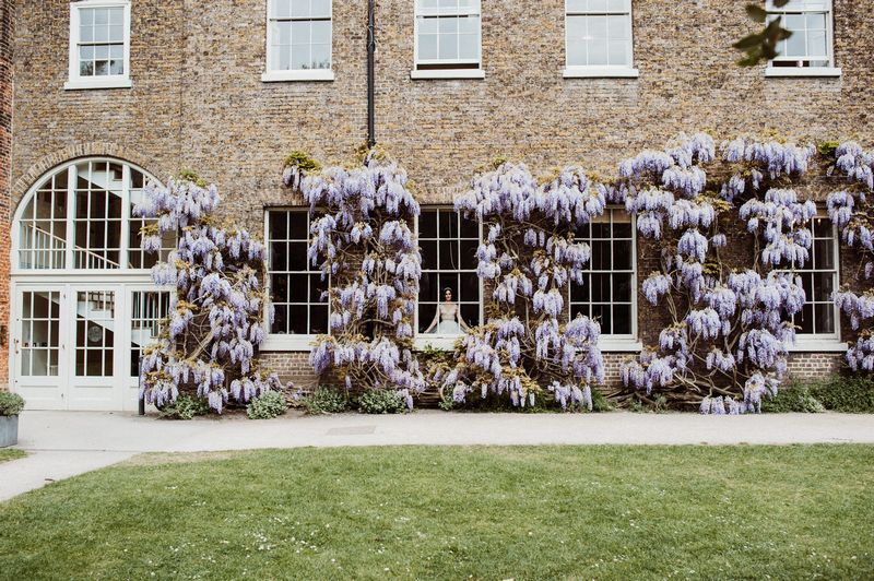 4 - Botanical Inspired Wedding Styling at Fulham Palace