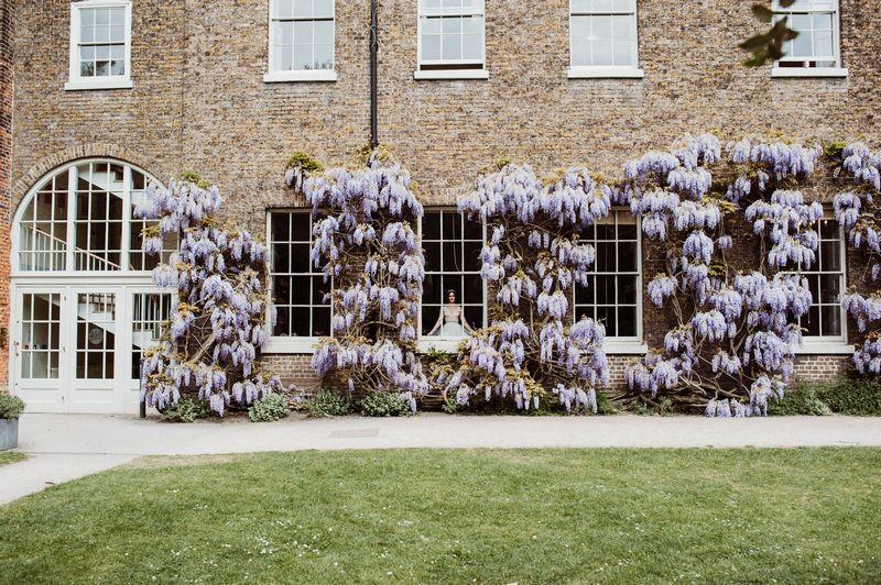 4 - Botanical Inspired Wedding Styling at Fulham Palace