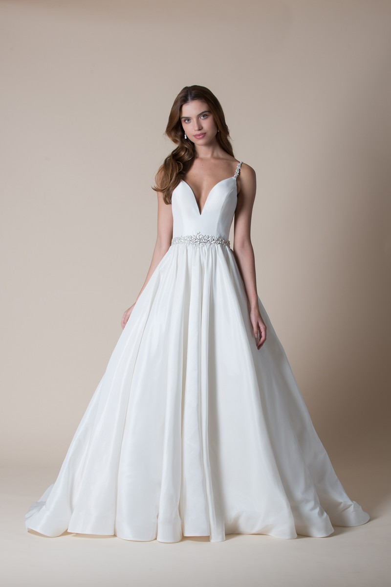 Charity Wedding Dress from the MiaMia Flying Down to Rio 2020 Bridal Collection