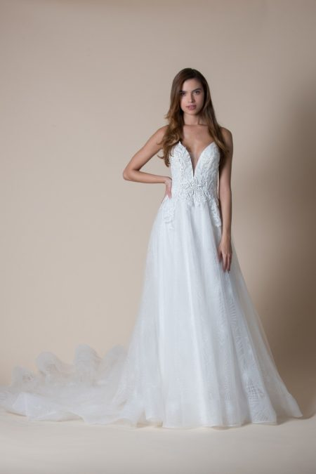 Corina Wedding Dress from the MiaMia Flying Down to Rio 2020 Bridal Collection