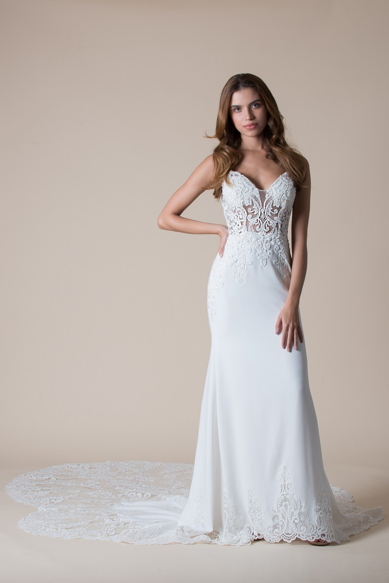 Diva Wedding Dress from the MiaMia Flying Down to Rio 2020 Bridal Collection