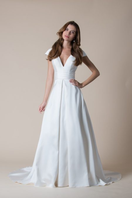 Dominique Wedding Dress from the MiaMia Flying Down to Rio 2020 Bridal Collection