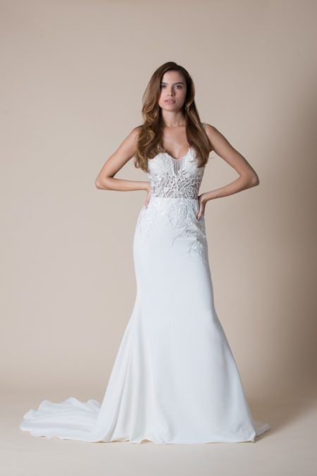 Elodie Wedding Dress from the MiaMia Flying Down to Rio 2020 Bridal Collection