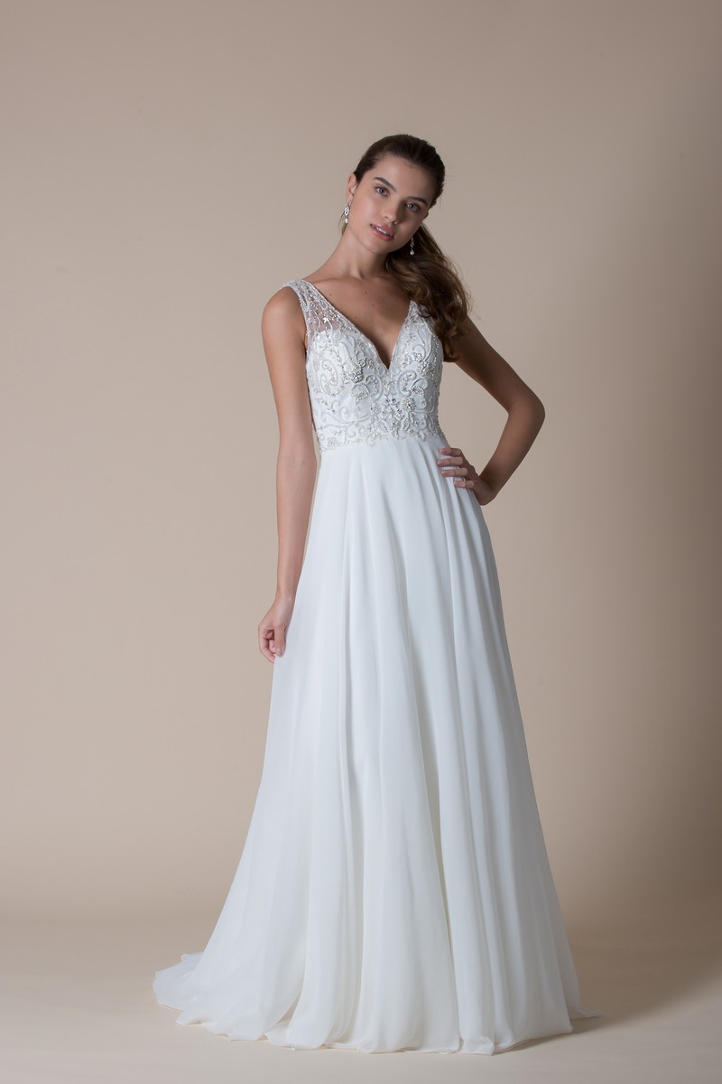 Felicity Wedding Dress from the MiaMia Flying Down to Rio 2020 Bridal Collection