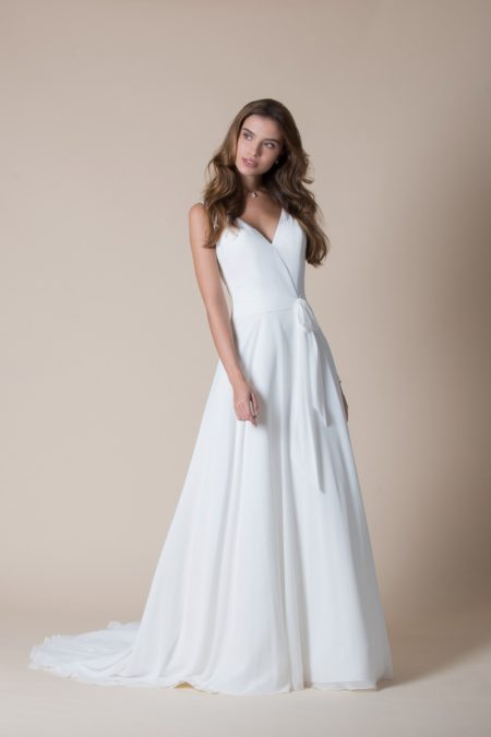 Natalia Wedding Dress from the MiaMia Flying Down to Rio 2020 Bridal Collection