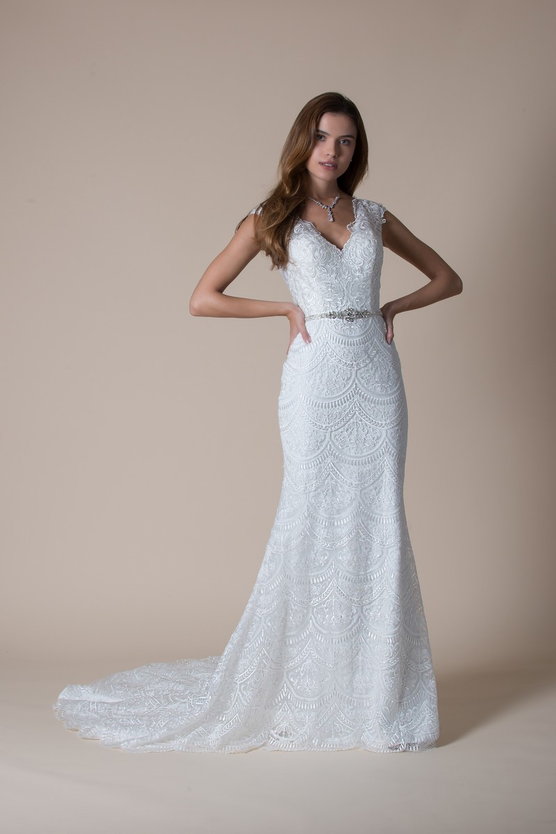 Patience Wedding Dress from the MiaMia Flying Down to Rio 2020 Bridal Collection