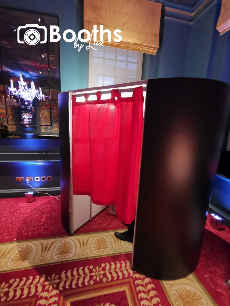 Photo booth from Booths By Lux