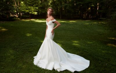 Anne Barge 2021 Bridal Collection