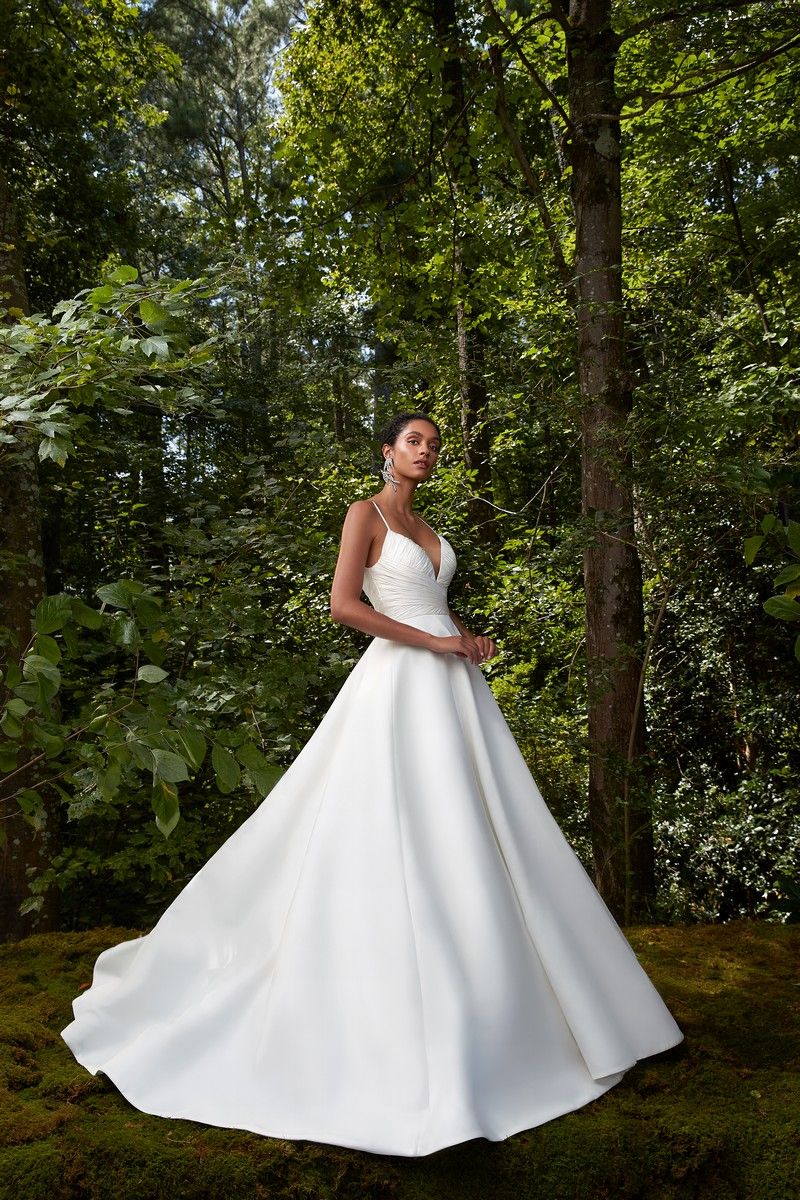 Crazy for You wedding dress from the Anne Barge 2021 Bridal Collection