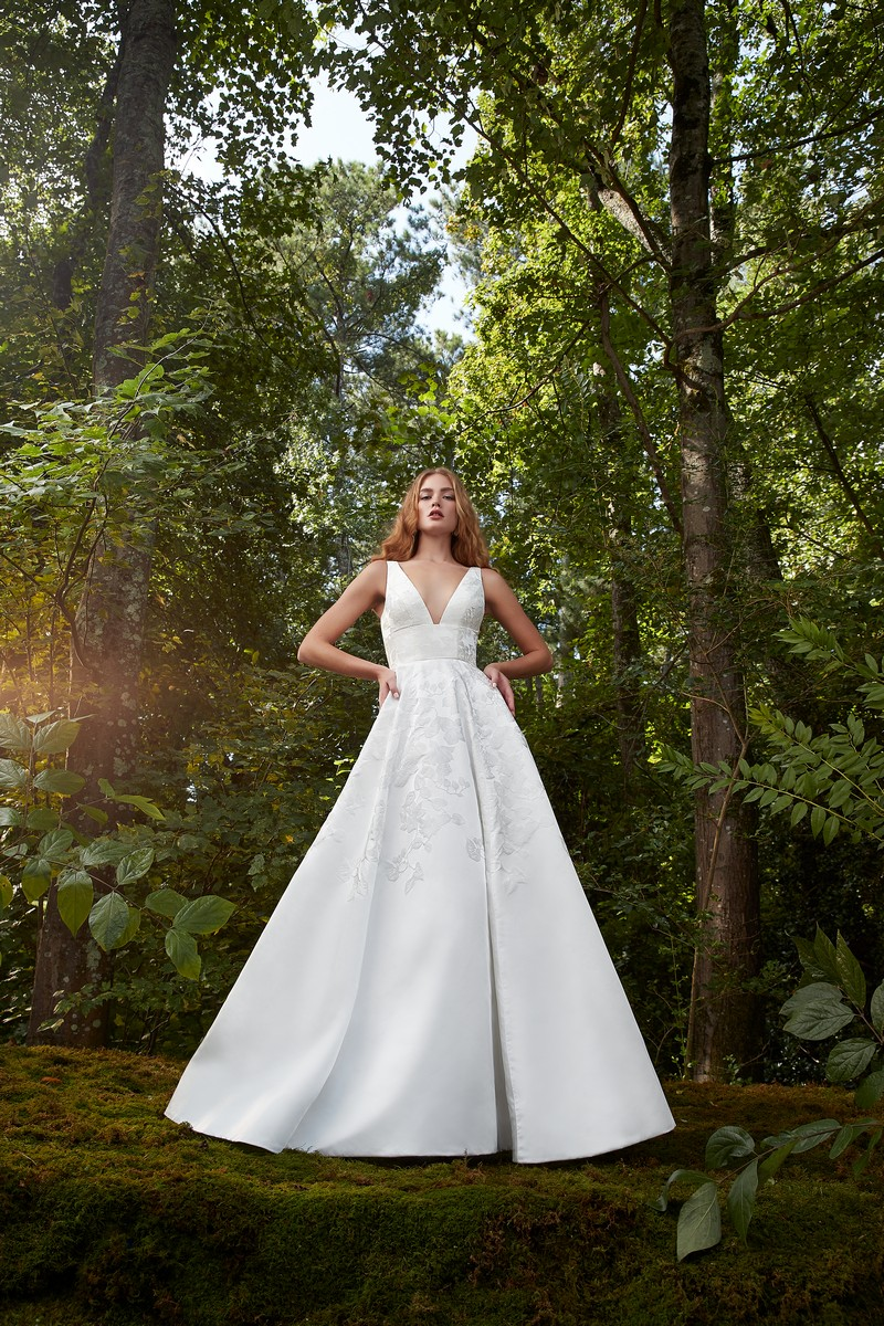 Forever Yours wedding dress from the Anne Barge 2021 Bridal Collection