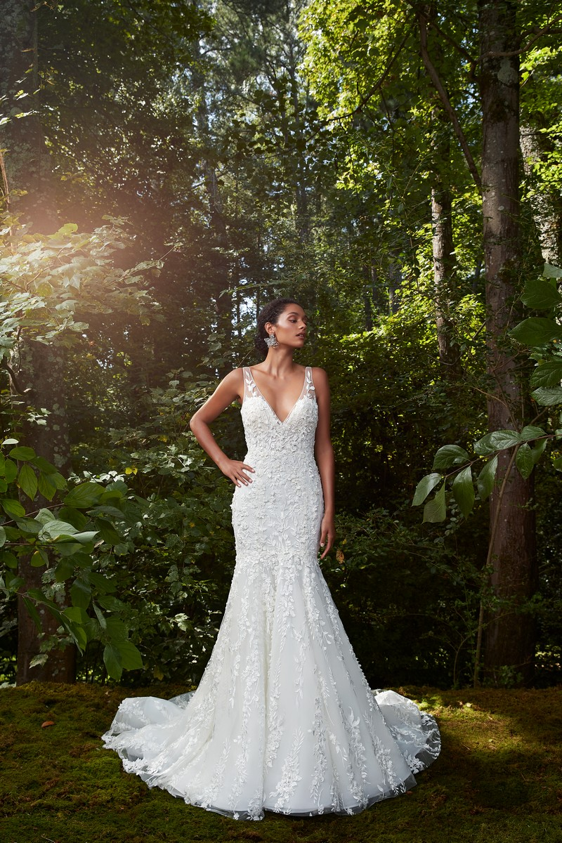 Spell Bound wedding dress from the Anne Barge 2021 Bridal Collection